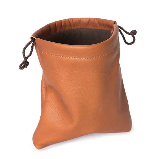 Leather Players Pouch
