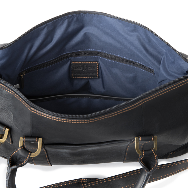 Highlander Leather Duffel