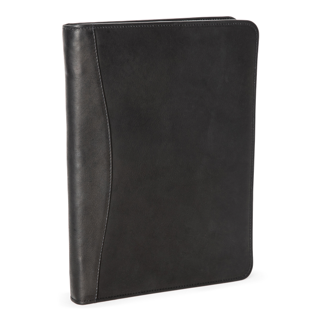Zippered Folio