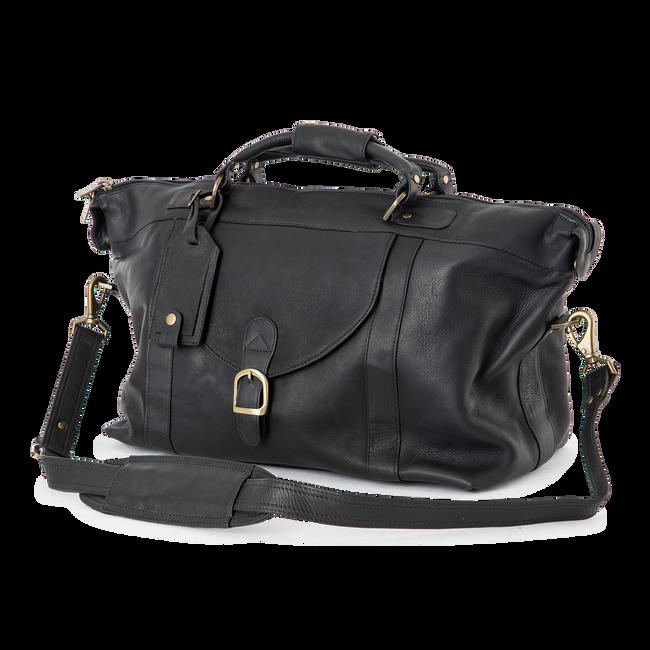 Leather Tour Bag