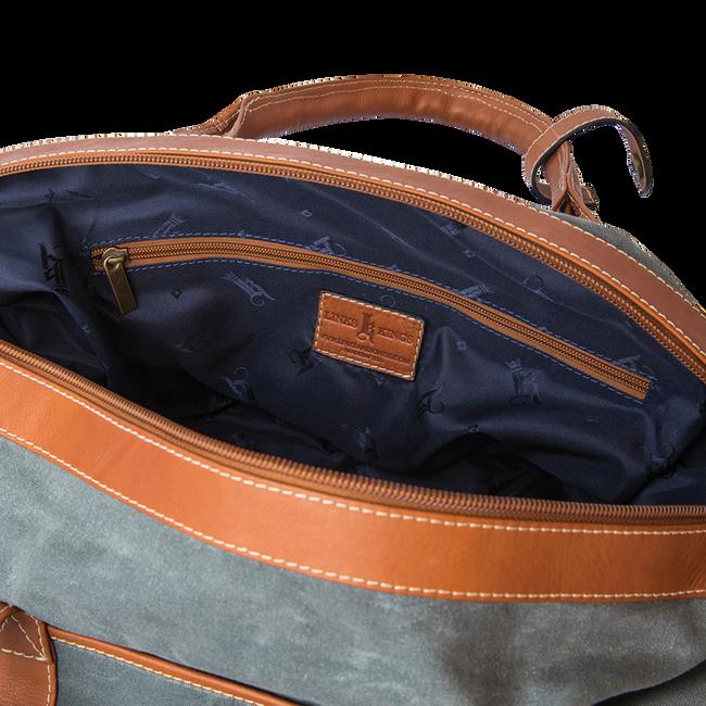 Waxed Canvas Duffel Bag