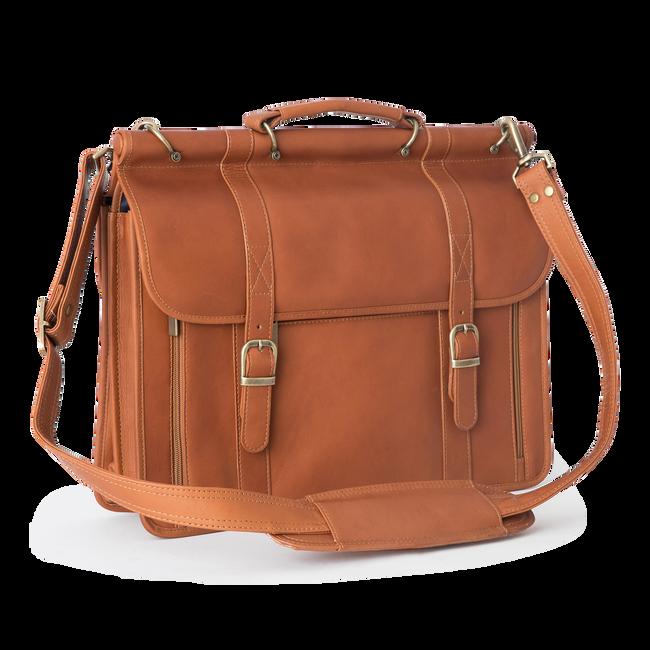 Fidra Leather Briefcase