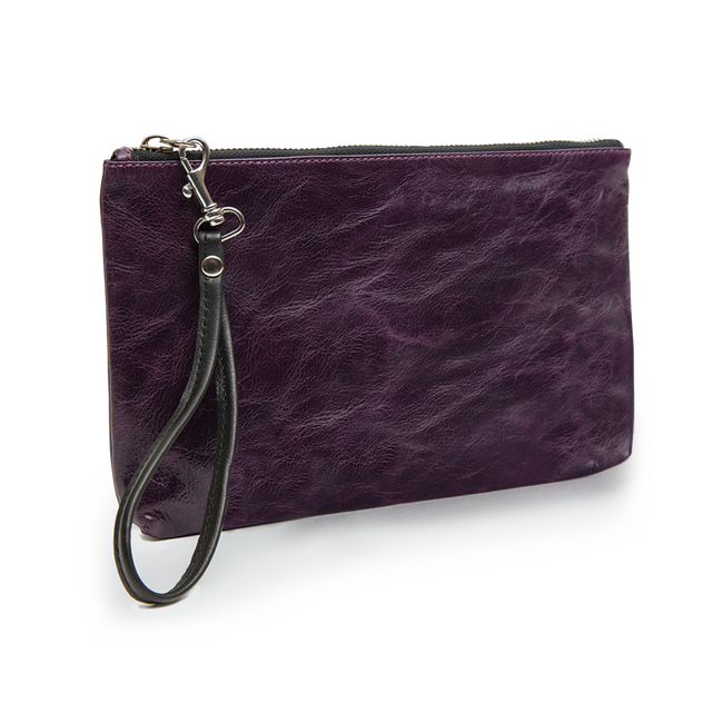Leather Clutch Women
