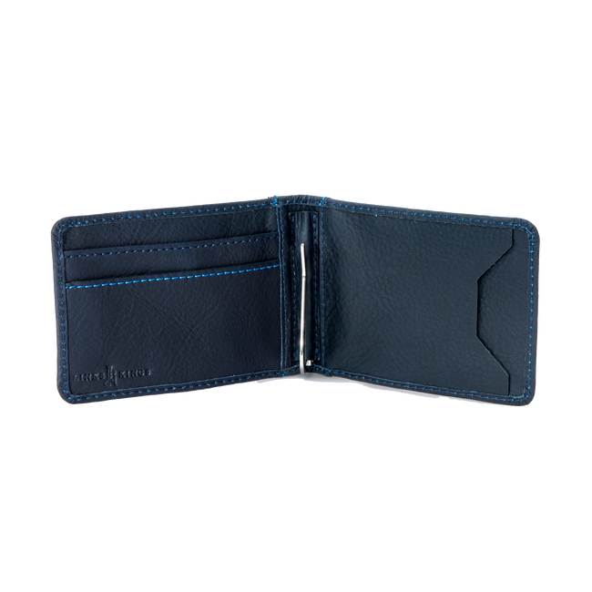 Blue Collection Money Clip