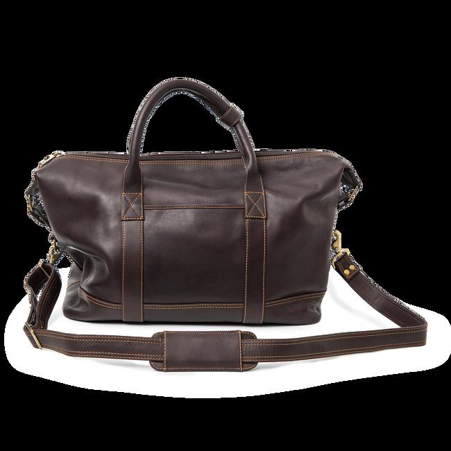 Aviemore Leather Duffel