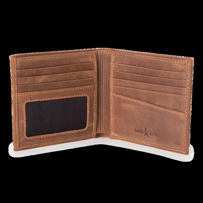Sundance Leather Wallet